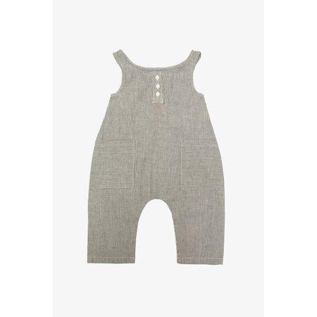 Kids Micaela Greg Stripe Patch Pocket Jumpsuit