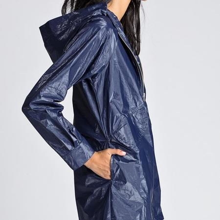 Allison Wonderland Centauri raincoat Parka - navy