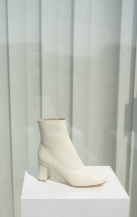 Maryam Nassir Zadeh Agnes Boot - Cream