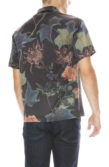 ZIRAN Camp Collar Shirt