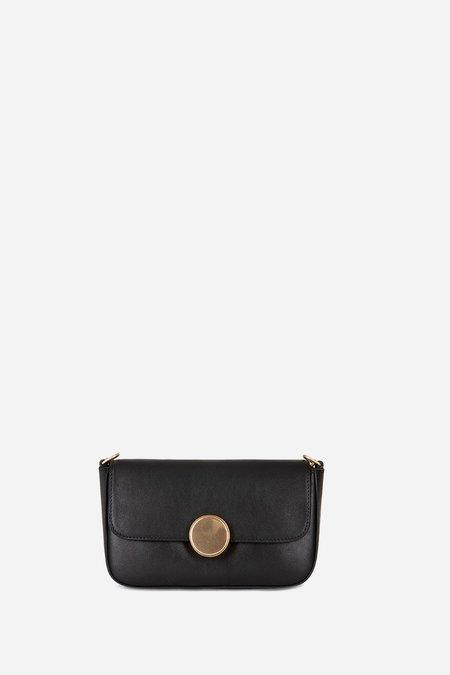 Vanessa Bruno Moon Rigide Handbag - Noir