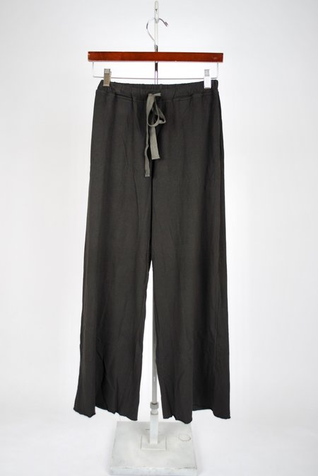 Sundry Wide Leg Pants - Soft Black