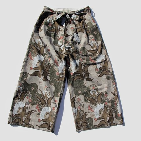 Footage Straits Pant - Green