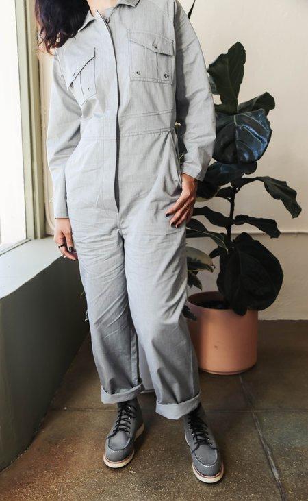 W'Menswear Fieldwork Suit - Gray