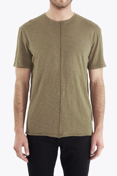 NEUW Regular Uncut Tee - Military