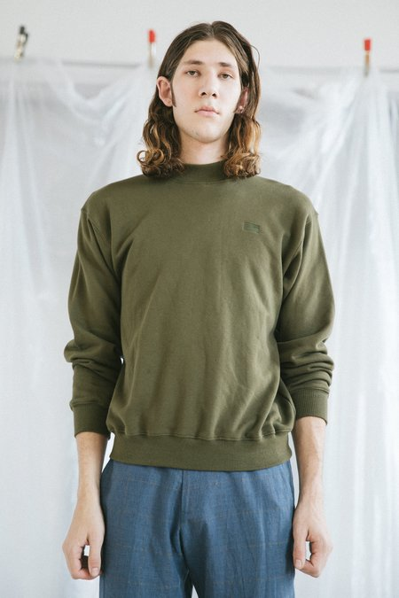 Abraham Tulsa Sweatshirt - Army Green
