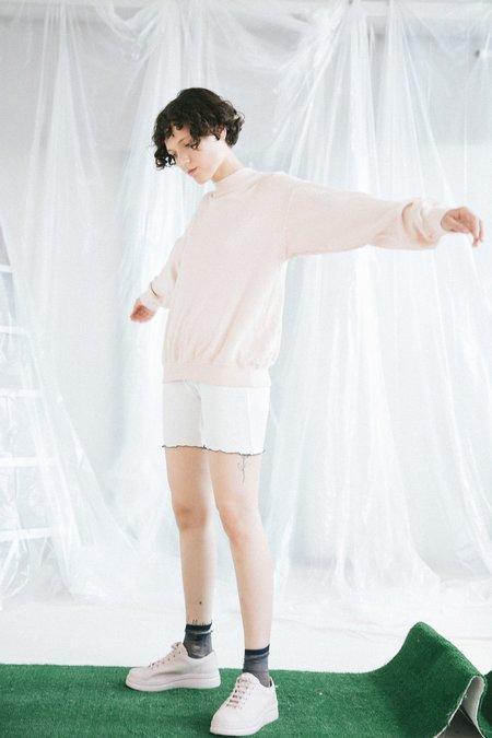 Abraham Tulsa Sweatshirt - Pink