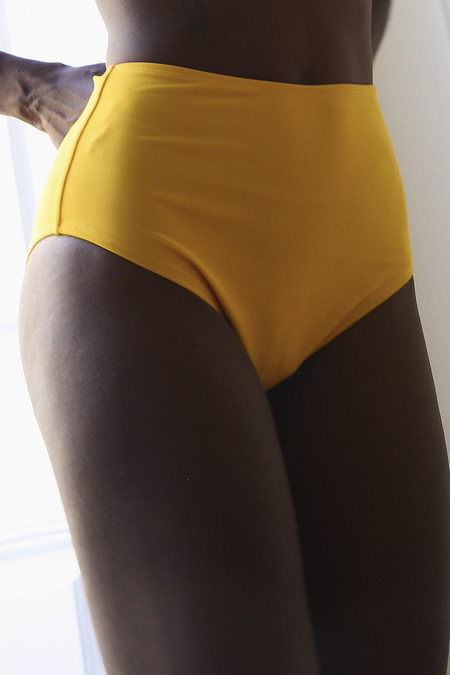 Paparina High Waist Bikini Bottoms