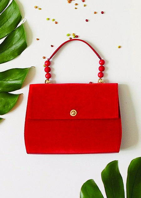 IMAGO-A Carré Top Handle - RED
