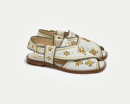 Çaplait Shoes The Swati - Gold