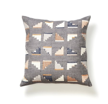 MINNA barragan pillow - slate