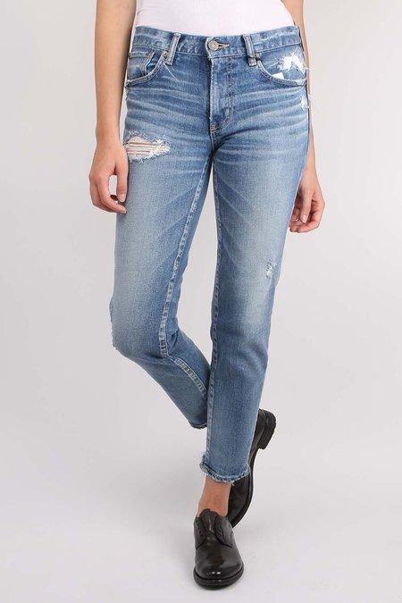 MOUSSY Comfort Lindsay Skinny jean - L/BLU