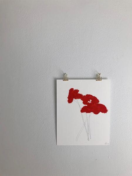 Rachel Schultz Studios Red