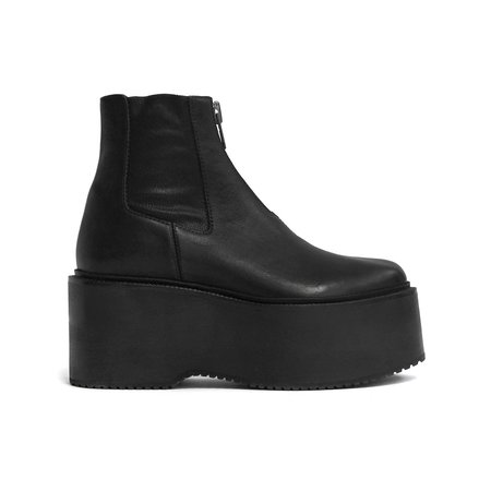 LD Tuttle The Lion Boot - Black
