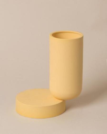 Los Objetos Decorativos Duo Vase