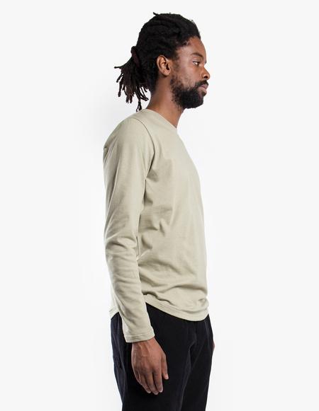 Séfr Séfr Clin Long Sleeved Tee - MT Green
