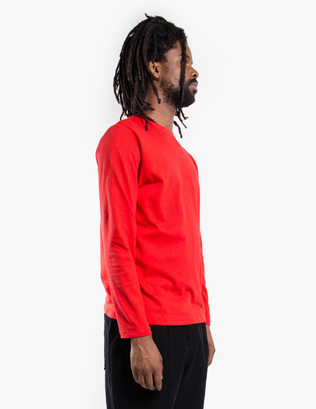 Séfr Séfr Clin Long Sleeved Tee - Red