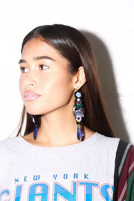 Sara Lanzi Malva Earrings