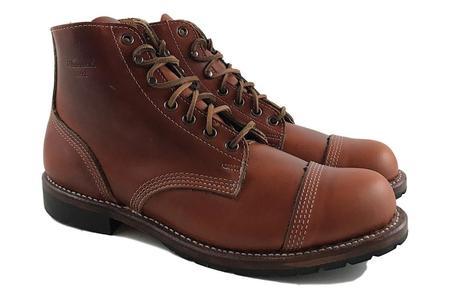 Thorogood Boots - Dodgeville Cognac Cavalier