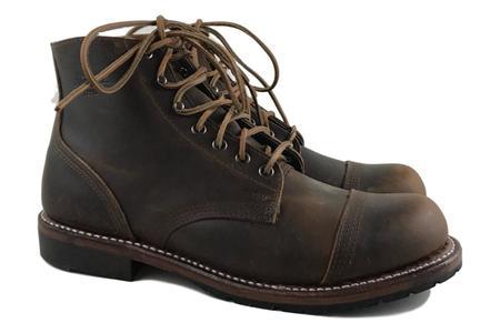 Thorogood Boots Dodgeville Wheat Predotor