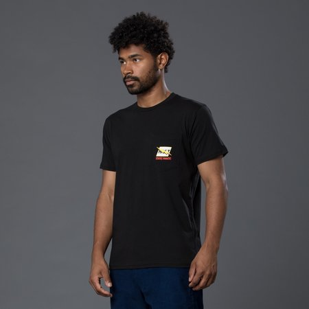 AGOLDE Pocket Tee Shirt - Nocturne