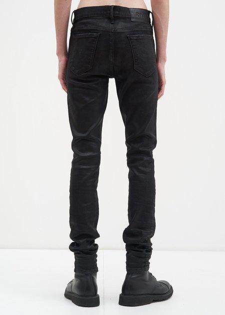 RtA Wash Skinny Jean - Black Glaze