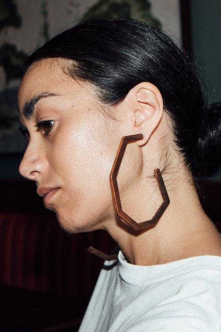 Rachel Comey Emory Earrings - Tiger