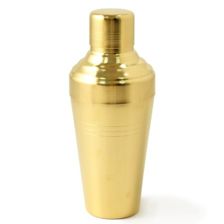 Urban Bar Baron Yukiwa Shaker - Gold Plated