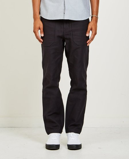 Saturdays DECATUR BELLOW PANT - BLACK