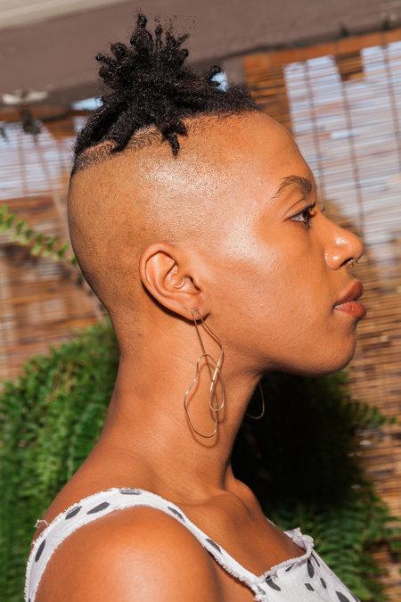 WKNDLA Body Language Earrings