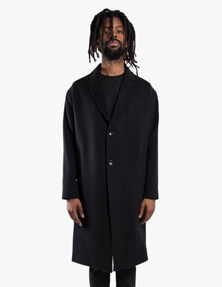 mfpen William Unconstructed Coat - BLACK