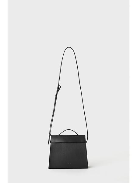 Aesther Ekme Mini Triangle Bag - Black