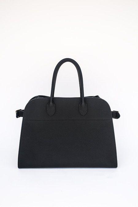 The Row Margaux 15 Bag - Black