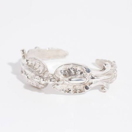 Saint Claude King Cobra Cuff - Sterling Silver