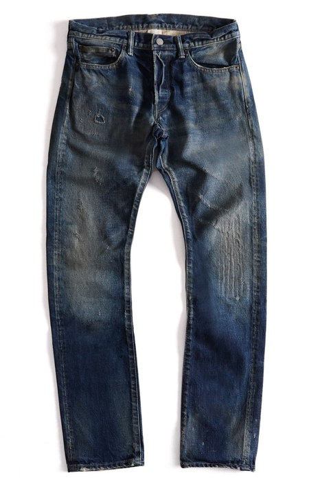 FABRIC BRAND & CO Iron Jean