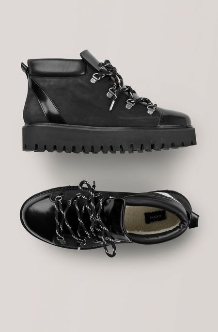 Ganni Alma Boot - Black