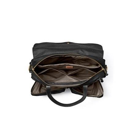 Filson 24 Hr Tin Briefcase - Black