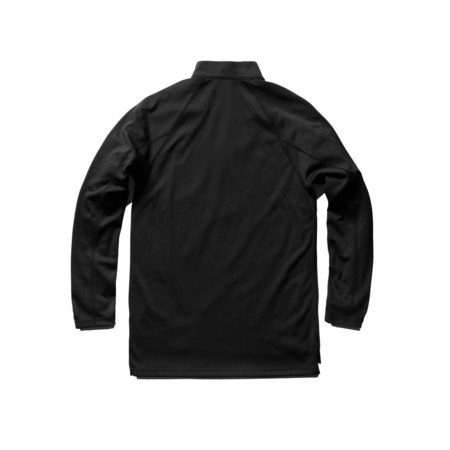 Reigning Champ RC Half Zip Trail - Black