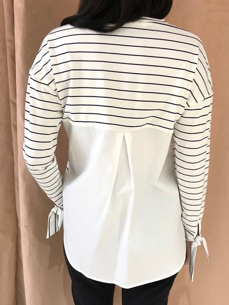 Melissa Nepton CONIE TOP - STRIPED