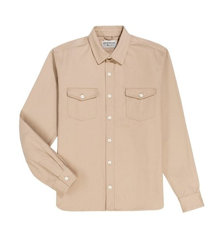 Knickerbocker Rumble Shirt - Khaki