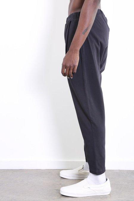 Willy Chavarria Buffalo Pant - Washed Black