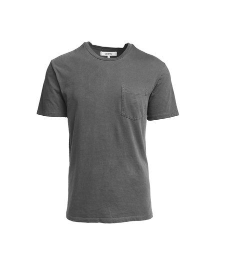 Freemans Sporting Club Pocket T-Shirt - Black