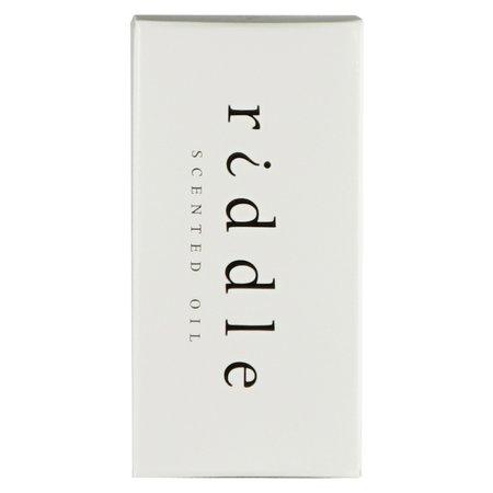 Riddle Oil Ex Perfume Oil - .5oz