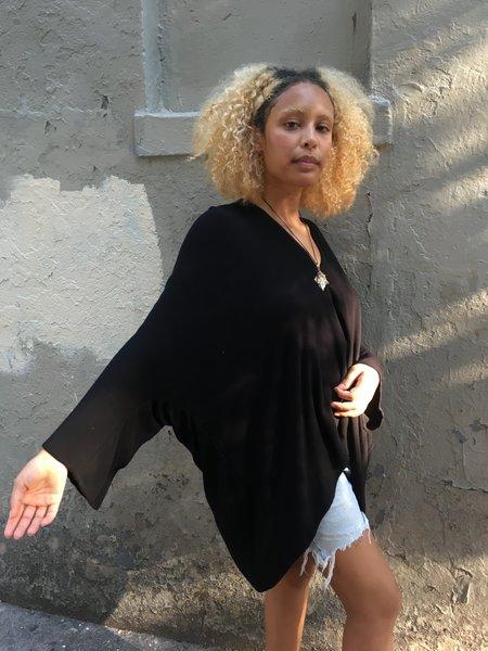 Miranda Bennett Rayon Muse Top