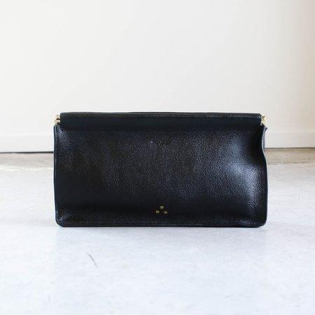 Jerome Dreyfuss Clic Clac Froisse Bag - Noir