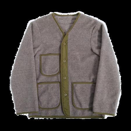Unisex Battenwear Field Liner Jacket - Taupe