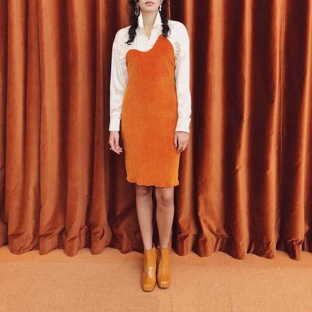 Aalto Long Shirtdress with Standing Collar