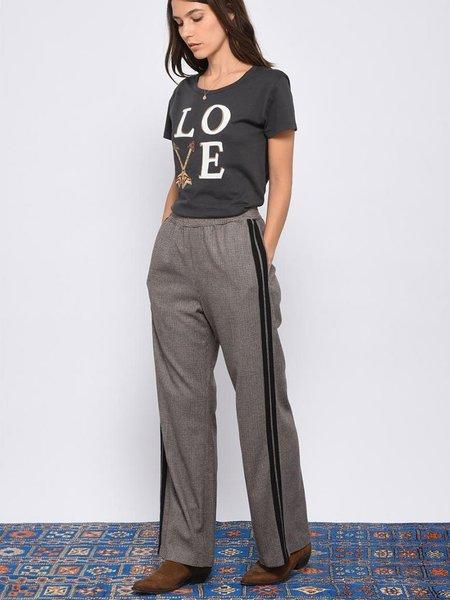 Leon & Harper Toro Love T-Shirt - Carbon