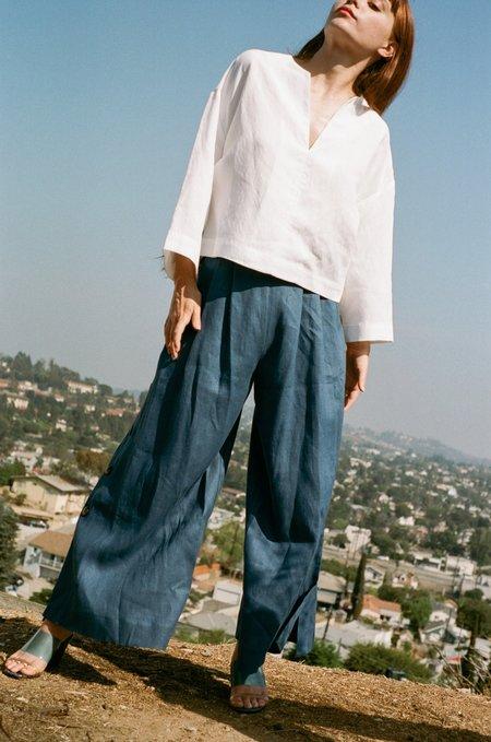 Mara Hoffman Angie Pant - Dark Blue