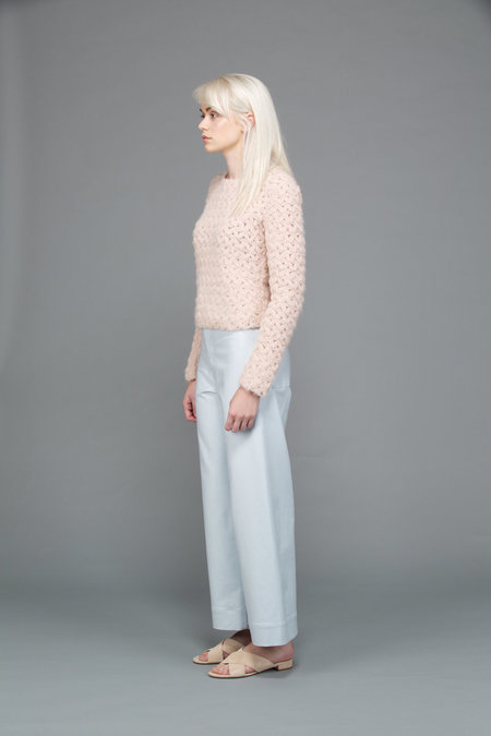 Stella Pardo Pull Polyder - Rose Poudre